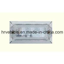 Rectangle Clear Side Marker Lamp