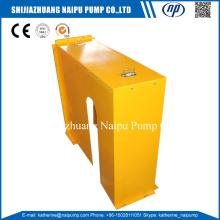 Acessórios para bomba de polpa acionada por correia trapezoidal