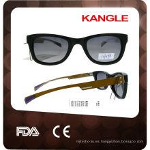 Gafas de sol del acetato del fabricante de gafas de sol del fabricante de gafas de sol de wenzhou