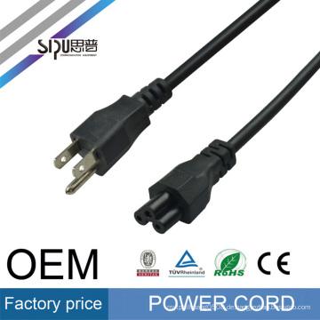 SIPU USA Amerika AC 3 Pin Netzkabel für elektrische Geräte