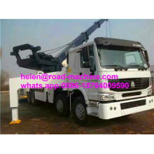 8x4 50 Ton Heavy Duty Towing Wrecker Truck