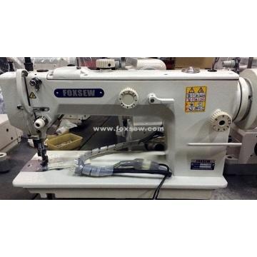 Long Arm Top and Bottom Feed Feed Heavy Duty Lockstitch Sewing Machine
