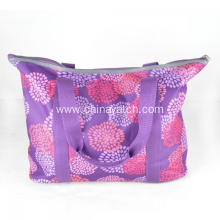Promotion Polyester Shopping Hand Bag