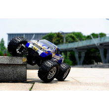 Nitro Power Alloy Toy Metal Full Model Gas RC Car