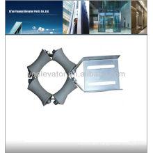 Mitsubishi Elevator guide device