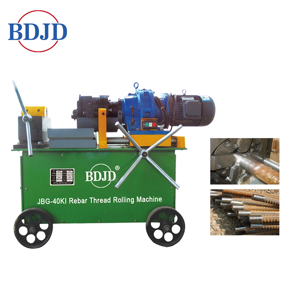 Rebar Thread Rolling Machine Giá