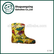 Children Low Heel Boots C-705