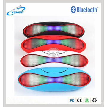 Outdoor Sport Portable LED Light Wireless Bluetooth Speaker