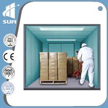 con Machine Room Speed 0.5m / S Elevador de carga con certificado Ce
