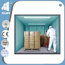 with Machine Room Speed 0.5m/S Cargo Elevator with Ce Certificate
