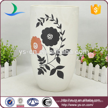 vintage ceramic modern decor vase