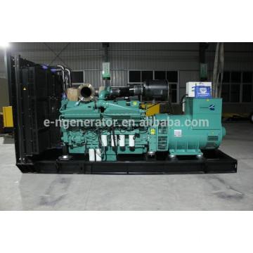 Number one good price! 800kw 1000kva generator diesel power station