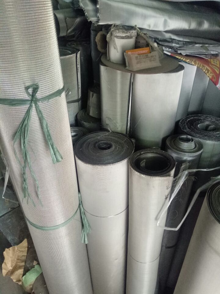 Stainless Steel Wire Mesh Twill Weave