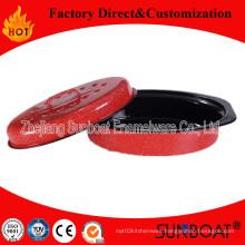 Sunboat Enamel Roaster /Turkey Roaster/Bake Pan Kitchenware/ Kitchen Appliance