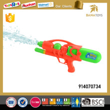 Plastic super soaker water guns toy for kids