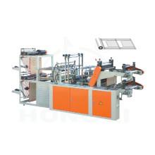 Машина для изготовления мешков с двумя слоями