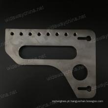 Peças de máquina de torneamento CNC de alta qualidade feito por cliente de Metal para uso de equipamentos indusrial, pequena quantidade aceita, na entrega de tempo