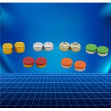 pharmaceutical flip-off cap