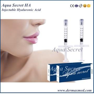 Hyaluronic Acid Lip Plumper Dermal Filler