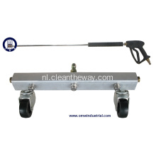 3 Spray Nozzle Water Broom met Gun