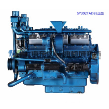 12 Cylinder Diesel Engine. Shanghai Dongfeng Diesel Engine for Generator Set. Sdec Engine. 880kw