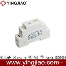 Adaptateur d'alimentation de rail DIN de 12W 24V 0.5A DC