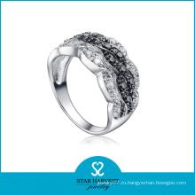Кольцо промотирования стерлингового серебра высокого качества