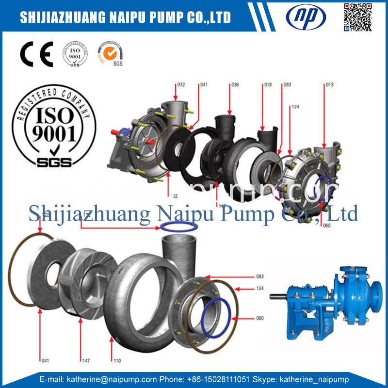 L Series Slurry Pump