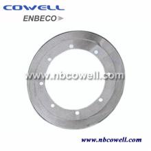Lâmina de corte de qualidade superior do pneu de borracha