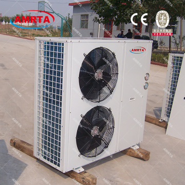 Scambia Mini Chiller Pompa di calore aria-acqua