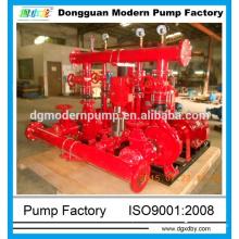 EDJ series electric,diesel,jokey fire pump