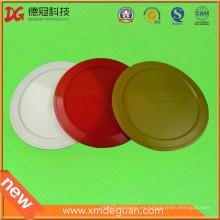 La buena calidad modifica la cubierta de la tapa de la taza de la taza del silicón