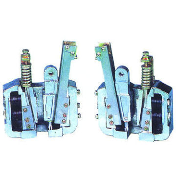 Lift Safety Gear, PB167 10mm 16mm 2.0m / s Rated Speed