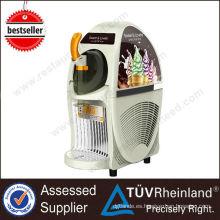Aprobación del CE Alta calidad R404a Mini máquina de helado en el hogar
