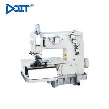 """DT2000C 1/4 """"Needle Guage flat lock machine à coudre prix Point de chaînette beltloop Machine à coudre pour la ceinture"""