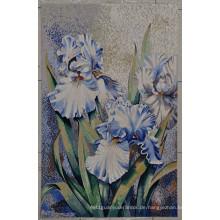 Glasmischte Mosaikfliese für Boden oder Wand