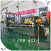 Máquina transformadora de laminação de corte em comprimento