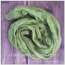 Самая лучшая продавая ткань шарфа полиэфира конструкции