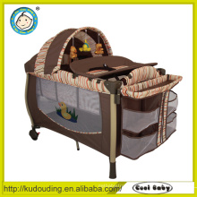 Wholesale china trade vine baby playpen with mosquito net