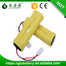 Reemplazo de 7.2V NICD SC1700 batería recargable para luz de emergencia