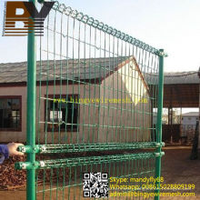 School Fence Double Loop Wire Fence