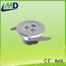 Removable 3W LED ceiling lamp