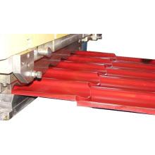 Ully elektrische automatische glasig-glänzende Fliesen-Rolle, die Maschine bildet