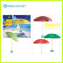 Windproof Hot Sale Custom Beach Umbrella