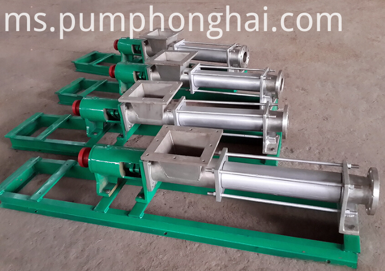 stainless steel pump