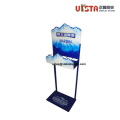 Beverage Beer Promocional Pop Metal Display Stand