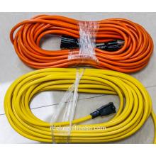HHN еще Размер кабеля провод AWG 8 10 12 14 16 медь / ПВХ / нейлон Электрический кабель здания ул