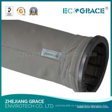 Bolsa de filtro PPS del colector de polvo del horno (130-4500)