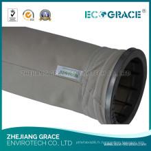 Sachet de filtre de collecteur de poussière de four de fourneau de four (130-4500)