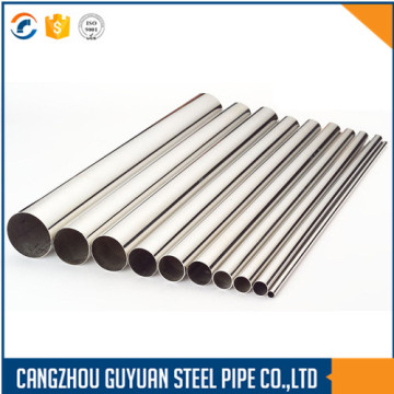 10 Years for Steel Pipe Stainless Steel Pipe Welded in schedule 5 export to Malaysia Suppliers